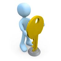 Добавление и изменение пользователей, создание пароля.