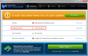 Malwarebytes Anti-Malware - на страже вашего компьютера