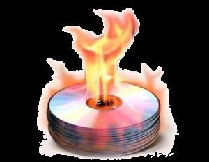 Как записывать диски ?