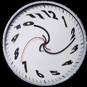 Время на компьютере отстает на час