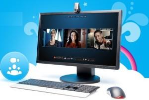 Конференц-связь Skype
