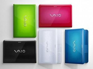 Ноутбуки Sony – любовь с первого клика