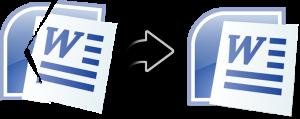 Как восстановить не сохраненный документ