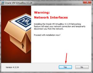 VirtualBox установка