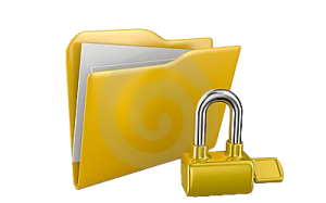 Как убрать значок замка с папки в Windows 7