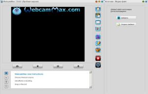 Как записать видео с веб-камеры