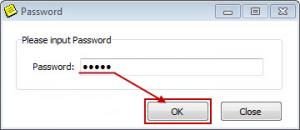 Как поставить пароль на программу