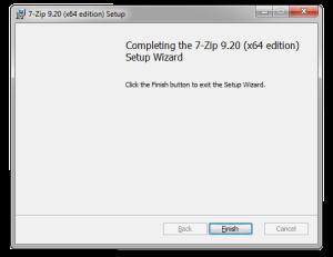 Как заархивировать файл