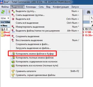 Как получить список файлов в папке